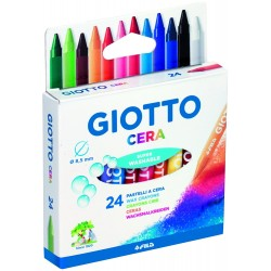 Giotto cera super washable,...