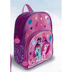 Zaino asilo my little pony,...