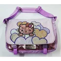 Tracolla Hello Kitty lilla
