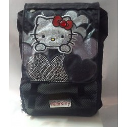 Zaino Hello Kitty Nero